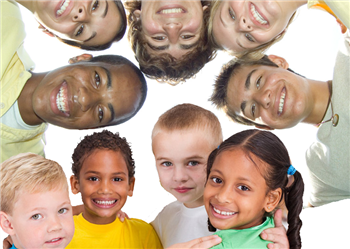 children and young people home page